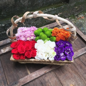 Hoa Giỏ 12