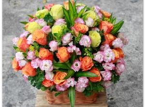 Hoa Giỏ 32